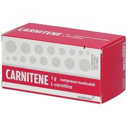 CARNITENE 1g Compresse masticabili