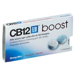 CB12 boost Chewing Gum Strong Mint