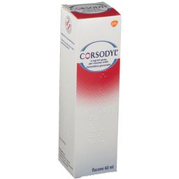 Corsodyl® 2 mg/ml Spray