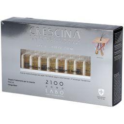 CRESCINA® Transdermic Isole Follicolari PLC12 Bulge-Stem 2100 Uomo