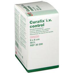 Curafix I.V. Control 9 x 6cm 30200