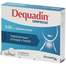 Dequadin® Compresse