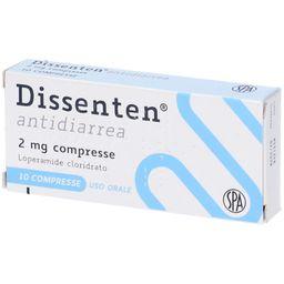 Dissenten® Antidiarrea 2 mg Compresse