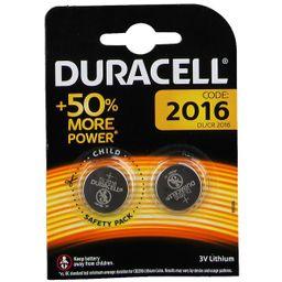 DURACELL® Batterie a Bottone al Litio 2016 3V