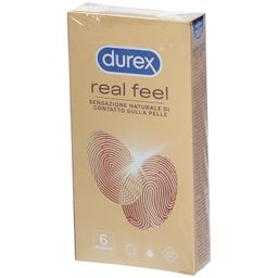 Durex® RealFeel 6 pezzi