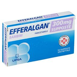 EFFERALGAN Supposte 300 mg
