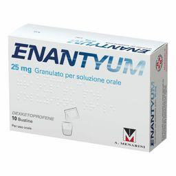 ENANTYUM Granulato per soluzione orale Bustine