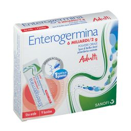 Enterogermina 6 miliardi Bustine
