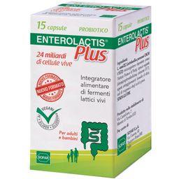 Enterolactis® Plus 15 Capsule