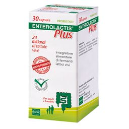 Enterolactis® Plus 30 Capsule