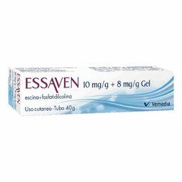 ESSAVEN 10 mg/g + 8 mg/g Gel
