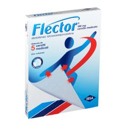 Flector® 5 Cerotti Medicati