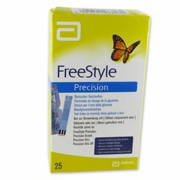 Freedom Freestyle Precision Strips 98817-70