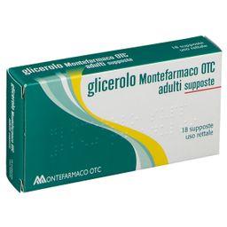 Glicerolo Montefarmaco OTC Adulti Supposte