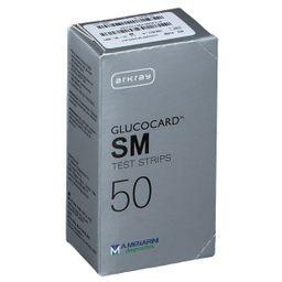 Glucocard® SM Test Strips 50 Strisce