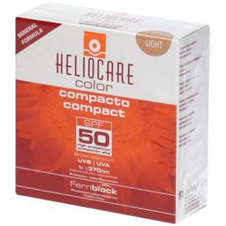 Heliocare Compact SPF50 Light