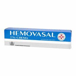 HEMOVASAL® 1% Crema