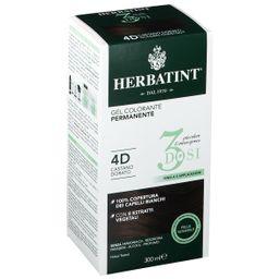 HERBATINT® 3 Dosi 4D Castano Dorato