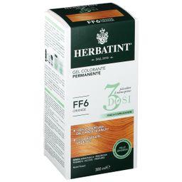 HERBATINT® 3 Dosi FF6 Orange