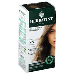 Herbatint® Gel colorante permanente 7N Biondo