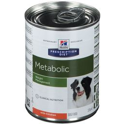 Hill's Prescription Diet Canine Metabolic
