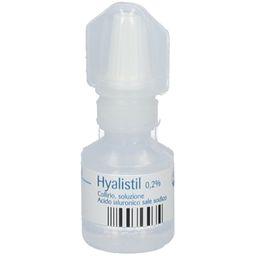 Hyalistil 0,2 % Collirio, soluzione 5 ml