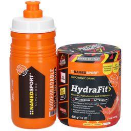Hydrafit® 400 g + Nibali Edition Sportbottle