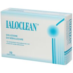 Ialoclean® Soluzione da Nebulizzare