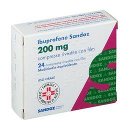 Ibuprofene Sandoz 24 Compresse Rivestite