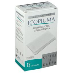 Icopiuma Garza Compresse Sterili 18 x 40 cm