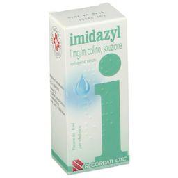 Imidazyl 1 mg/ml collirio Soluzione, Flacone