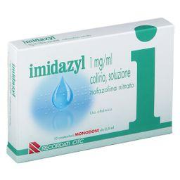 Imidazyl 1 mg/ml Collirio Soluzione, Monodose