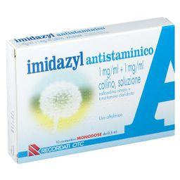 Imidazyl atistaminico 1 mg/ml Collirio 10 Flaconcini