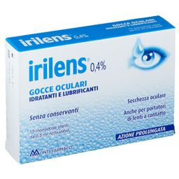 irilens® 0,4%  Gocce Oculari