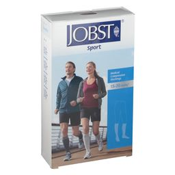 JOBST® Sport Calze Sportive 15-20 mmHg Grigio S