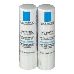 La Roche-Posay NUTRITIC Labbra Duo 2e -50%