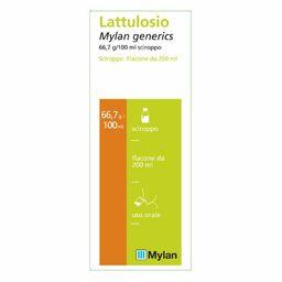 Lattulosio Mylan generics