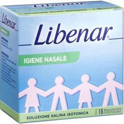Libenar® Soluzione fisiologica 15 Flaconcini