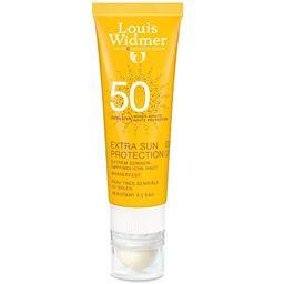 Louis Widmer Extra Protezione Sole SPF50 Senza Profumo + Rossetto