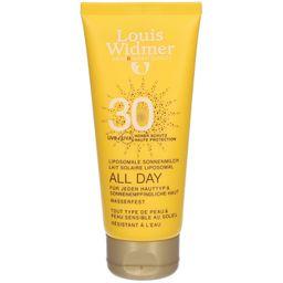 Louis Widmer Sun All Day SPF30 Senza Profumo