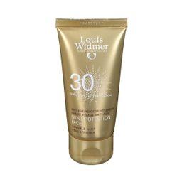 Louis Widmer Sun Protection Viso Anti-Ageing SPF30 Senza Profumo