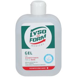 Lysoform Medical Gel Disinfettante Mani