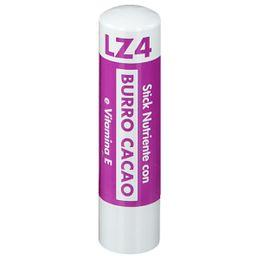 LZ4 Stick Labbra Nutriente con Burro Cacao