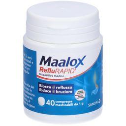 Maalox RefluRAPID Compresse masticabili