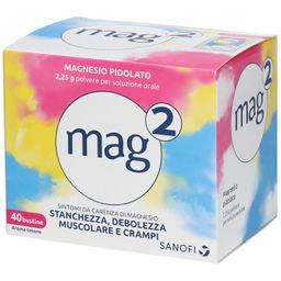 Mag 2 2,25 g Polvere per Soluzione Orale Aroma Limone