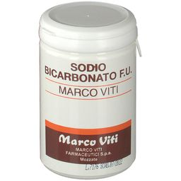 Marco Viti Sodio Bicarbonato F.U. 200 g
