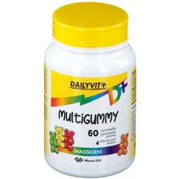 MASSIGEN® DAILYVIT® + D+ Multigummy