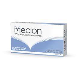 Meclon 20% + 4% Crema Vaginale
