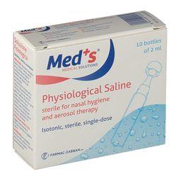 Meds® Soluzione Fisiologica 10 x 2 ml