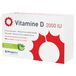 Metagenics™ Vitamina D 2000 U.I